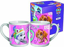Tasse Paw Patrol TV Serie Kinder rosa 320ml