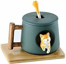Tasse Porzellan Kaffee Kaffeetasse Creative Cute