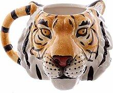 Tasse Porzellan Kaffee Kaffeetasse Tier Haustiere