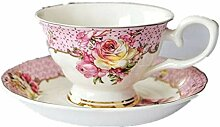Tasse Porzellan Kaffeetasse Bone China