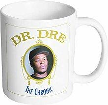Tasse Rap & Hip Hop Dr DRE – The Chronic Cover