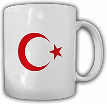 Tasse Türkei Emblem Wappen Türkiye Cumhuriyeti Kaffee Becher #13955