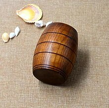 Tassen 1 Stück Neuheit Bierbecher Holzbierkrüge
