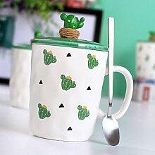 Tassen Mug Feigenkaktus Keramik Becher Mit 3D
