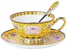 Tassen Porzellantasse Knochen Porzellan Tasse mit