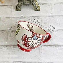 Tassen & Untertassen Sets Porzellan Tasse