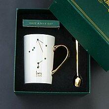 Tassen & Untertassen Sets Porzellan Tasse Keramik