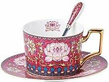 Tassen & Untertassen Teetassen Knochen Porzellan