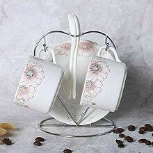 Tassen & Untertassen Teetassen Porzellan