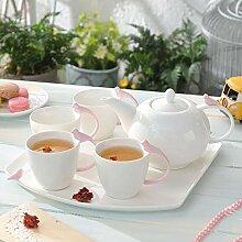Tassen & Untertassen Teetassen Teeservice