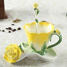 Tassen Weinglas 1 Stück 150 ml Keramik Tasse
