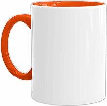 Tassendruck Bastel-Tassen ohne Druck zum Bemalen