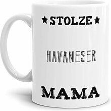 Tassendruck Hunde-Tasse Stolze Havaneser Mama