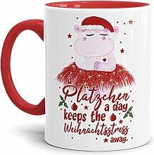Tassendruck Weihnachts-Tasse mit Spruch a