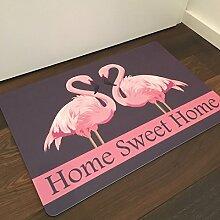 Tassenliebe® - Fussmatte Flamingo Home Sweet Home