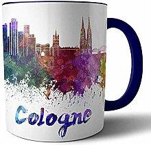 Tassenliebe® Lieblingsstadt Köln Cologne -