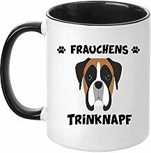 TassenTicker® - ''Frauchens Boxer