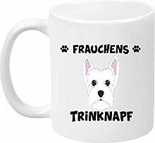 TassenTicker® - ''Frauchens West