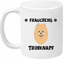 TassenTicker® - ''Frauchens Zwergspitz