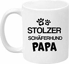 TassenTicker® - ''Stolzer Schäferhund