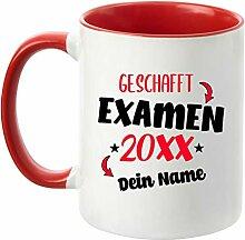 TassenTicker - Tasse zum Examen 20XX -