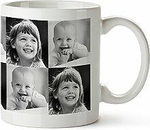 Tassenwerk Kaffeebecher mit Fotodruck -