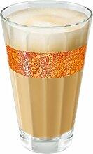 Tassimo by WMF Chai Latte Lemongrass Glas, 250 ml