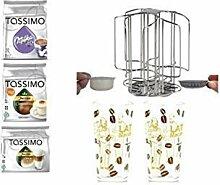 Tassimo Cream Collection, 3 Sorten, 40 T-Discs, 24