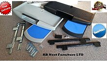 Tastaturauszug mit Mausfach, Regal, ausziehbarer