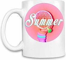 Taste Of Summer Kaffee Becher