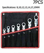 Tasten eingestellt Wrench Multi Key Ratschen Set