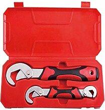 Tasten zu Reparatur-Werkzeuge Wrench Multi Key