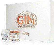Tastillery Gin Adventskalender 2019,24x30ml Gin