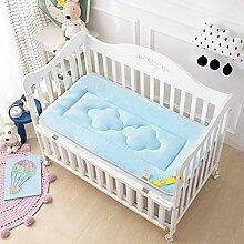 Tatami-Kindermatratze Einzelbett dicke Schlafmatte