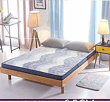Tatami-matten,matratze matratze student,schlafsaal,etagenbett,verdicken sie,weiche matratze-A 90x200cm(35x79inch)