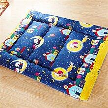 Tatami-matten,matratze matratze student,schlafsaal,etagenbett,verdicken sie,weiche matratze-R 90x200cm(35x79inch)