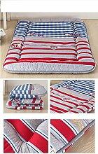 Tatami-matten,matratze matratze student,schlafsaal,etagenbett,verdicken sie,weiche matratze-H 180x200cm(71x79inch)