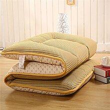 Tatami-matten,matratze matratze student,schlafsaal,etagenbett,verdicken sie,weiche matratze-W 180x200cm(71x79inch)