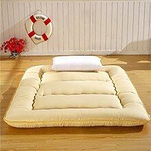 Tatami-matten,matratze matratze student,schlafsaal,etagenbett,verdicken sie,weiche matratze-K 100x200cm(39x79inch)