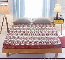 Tatami-matten,matratze matratze student,schlafsaal,etagenbett,verdicken sie,weiche matratze-I 90x200cm(35x79inch)