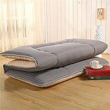 Tatami-matten,matratze matratze student,schlafsaal,etagenbett,verdicken sie,weiche matratze-U 100x200cm(39x79inch)