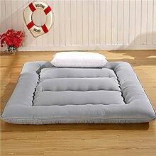 Tatami-matten,matratze matratze student,schlafsaal,etagenbett,verdicken sie,weiche matratze-J 180x200cm(71x79inch)