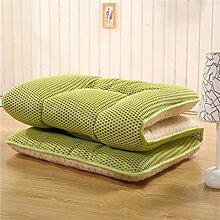 Tatami-matten,matratze matratze student,schlafsaal,etagenbett,verdicken sie,weiche matratze-V 180x200cm(71x79inch)