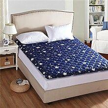 Tatami-matten,matratze matratze student,schlafsaal,etagenbett,verdicken sie,weiche matratze-C 180x200cm(71x79inch)