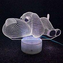 Tatapai Kleines Geschenk Touch Lampe LED