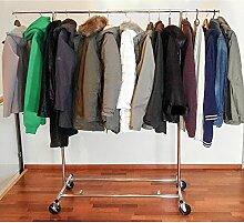 Tatkraft Drogo Schwerlast 100 kg Kleiderstange auf