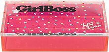 Tatty Devine Girl Boss Aufbewahrungsbox, Rosa,