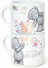 Tatty Teddy Shine Bright Stapelbare Becher,
