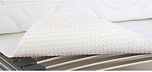 TAURO 22150 Noppen Matratzenschoner | Lattenrost Auflage zum Schutz der Matratze | 140 x 200 cm