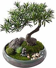 TBUDAR Artificial Tree 13.38 Zoll Neue Chinesisch